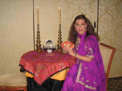 Sassi The Psychic And Sassi Party Performers | New York, NY | Fortune Teller | Photo #5