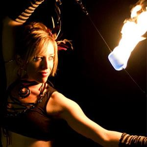 Colorado Fire Dancer | Lumina Entertainment