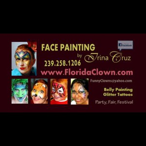 Balloon Twisting, Face Painting, Clown! - Face Painter - Naples, FL