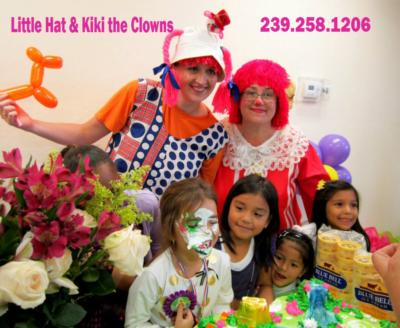 Face painting, Balloon Twisting, Show ! | Naples, FL | Clown | Photo #1