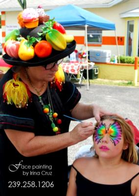 Face painting, Balloon Twisting, Show ! | Naples, FL | Clown | Photo #2