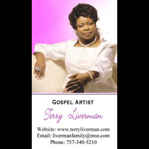 Terry Liverman - Gospel Singer - Virginia Beach, VA
