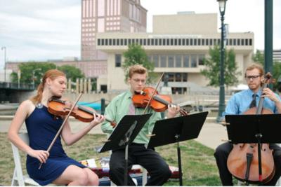 Wedding and Events String Ensemble | Madison, WI | Classical String Quartet | Photo #1