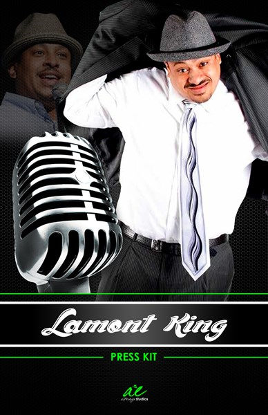 """Lazee"" Lamont King #FunnyTeam - Comedian - Washington, DC"
