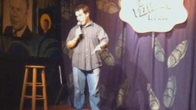 Timothy Banfield | Austin, TX | Stand Up Comedian | Photo #2