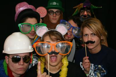 Freeze Frame Photo Booth | Saint Joseph, MI | Photo Booth Rental | Photo #1