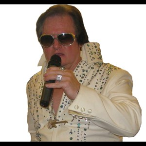 Oil Trough Elvis Impersonator | * Will E. Vee *