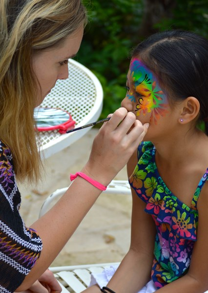 Face Paint by Lucy - Face Painter - Austin, TX