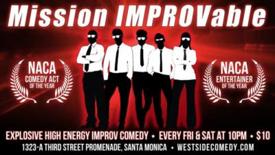 Westside Corporate Creativity | Santa Monica, CA | Comedian | Photo #2