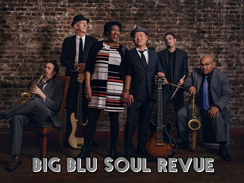 Big Blu Soul Revue - Cover Band - San Francisco, CA