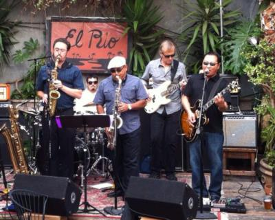 Big Blu Soul Revue | San Francisco, CA | Cover Band | Photo #4