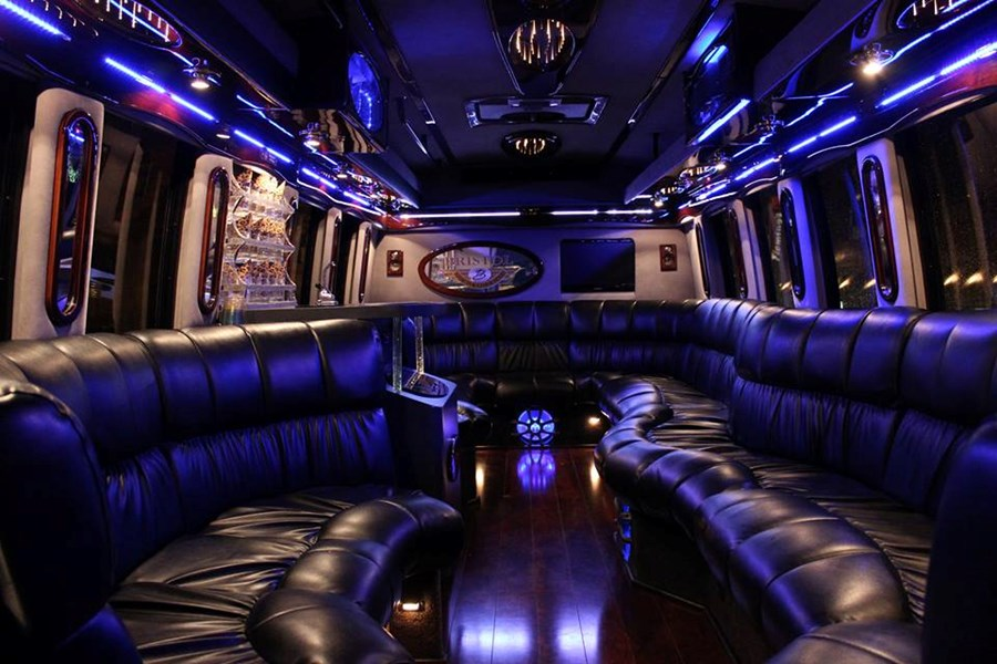 Bristol Coach & Limousine - Party Bus - Norton, MA