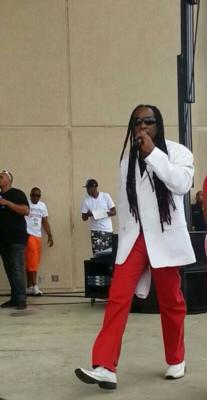 DAKEYE and Martial Law Band | Houston, TX | Reggae Band | Photo #3