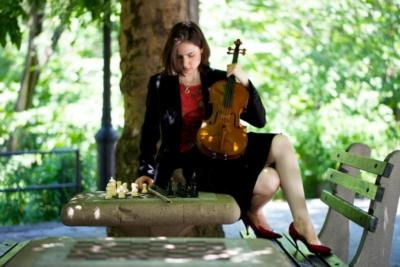 Catherine Wynder | Brooklyn, NY | Classical String Quartet | Photo #3