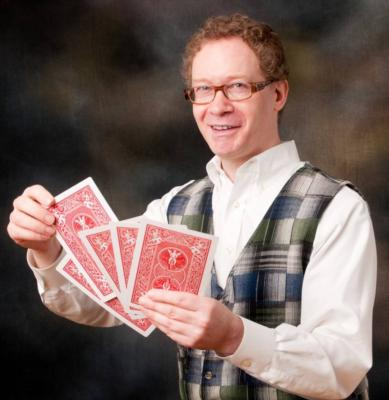 CARD MAGIC by Rob Mendell | Chicago, IL | Magician | Photo #1
