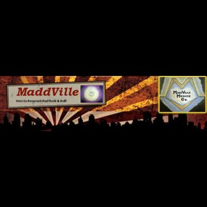 Madisonville, TX Rock Band | MaddVille Musick Co.