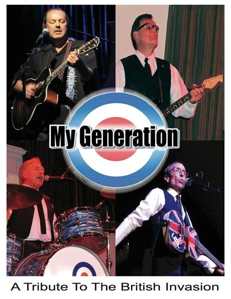 My Generation--a Tribute to the British Invasion - Tribute Band - Chino Hills, CA