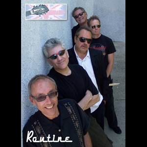 San Luis Rey Beatles Tribute Band | Routine--A Tribute to the British Invasion