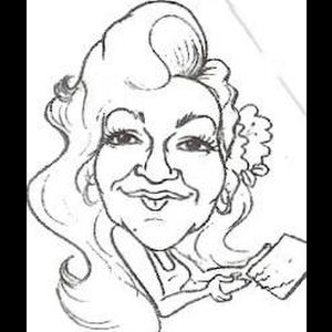Gainesville Egyptian Dancer | Caricature Cafe