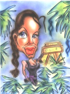 Caricature Cafe | Deltona, FL | Caricaturist | Photo #4
