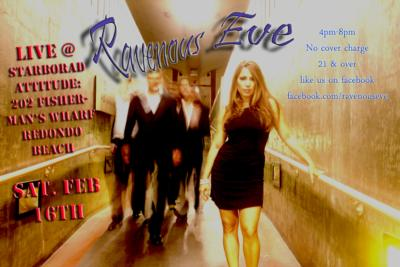 Ravenous Eve | Los Angeles, CA | Soul Band | Photo #4