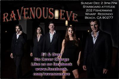 Ravenous Eve | Los Angeles, CA | Soul Band | Photo #7