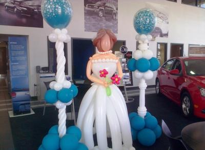 Linda's Balloon Twisting & Decor | Charlotte, NC | Balloon Twister | Photo #3
