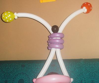 Linda's Balloon Twisting & Decor | Charlotte, NC | Balloon Twister | Photo #24