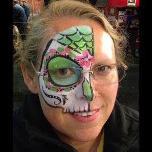 SmileyOrca - Face Painter - Santa Cruz, CA