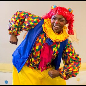 Kennesaw Clown | Cinnamon the Clown