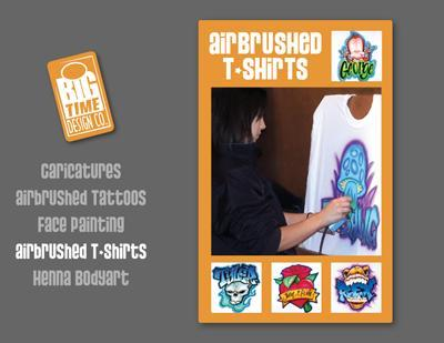 Airbrush T-Shirts By Big Time Design Co. | Arlington, TX | Airbrush T-Shirts | Photo #18