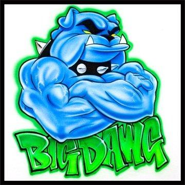 Airbrush T-Shirts By Big Time Design Co. | Arlington, TX | Airbrush T-Shirts | Photo #2