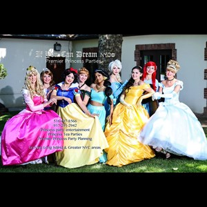 Yonkers Princess Party | If You Can Dream NYC Premier Princess Parties
