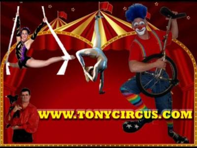 Tony's Circus Productions  | Miami, FL | Circus Act | Photo #3
