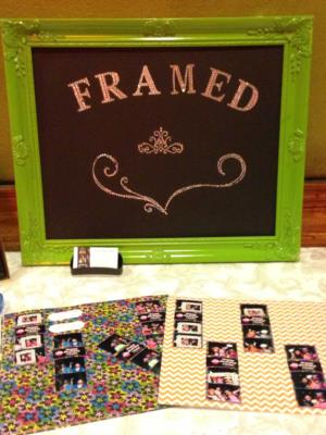 Framed Photo Booth | Odessa, TX | Photo Booth Rental | Photo #2