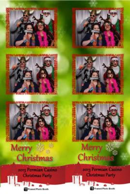 Framed Photo Booth | Odessa, TX | Photo Booth Rental | Photo #9