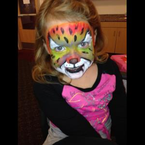 Waterbury Princess Party | Painting Faces by Alecia