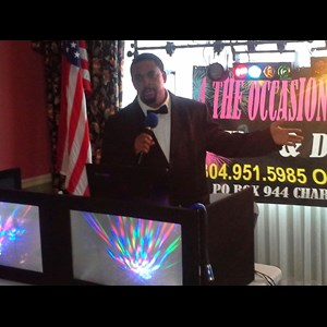 Fraziers Bottom Emcee | 4 THE OCCASION ENTERTAINMENT/RATED G ENTERTAINMENT