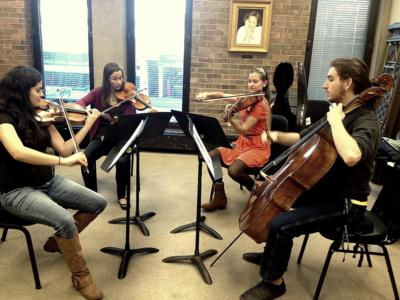 Hawthorne  | Chicago, IL | Classical String Quartet | Photo #3