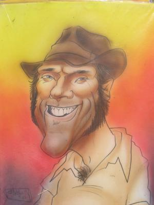 Andrew Wilkie | New Orleans, LA | Caricaturist | Photo #5