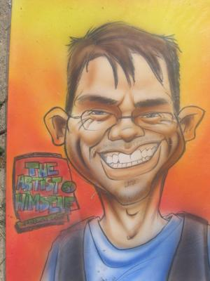 Andrew Wilkie | New Orleans, LA | Caricaturist | Photo #1