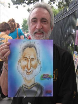 Andrew Wilkie | New Orleans, LA | Caricaturist | Photo #3