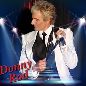 Fenton Frank Sinatra Tribute Act | Donnie's Solo Singing Show