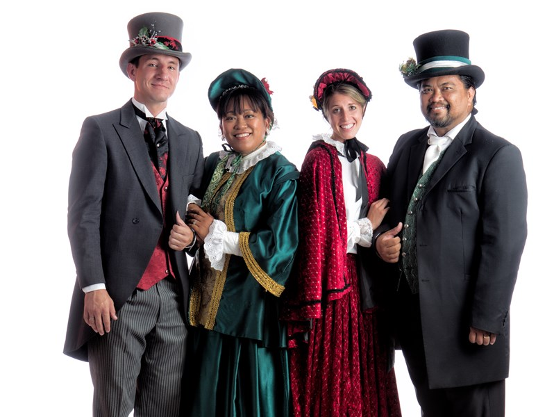 Full Measure Carolers - Christmas Caroler - San Diego, CA