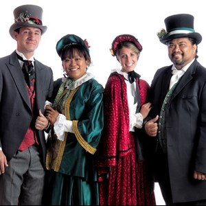 San Diego Classical Quartet | Full Measure Carolers