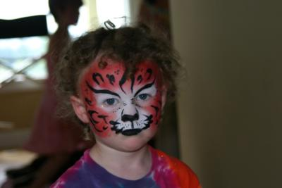 Colorful Face Painting | Livermore, CA | Face Painting | Photo #16