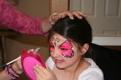 Colorful Face Painting | Livermore, CA | Face Painting | Photo #15