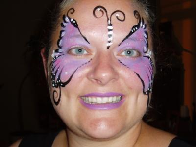 Colorful Face Painting | Livermore, CA | Face Painting | Photo #11