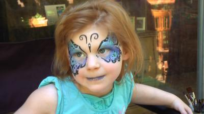 Colorful Face Painting | Livermore, CA | Face Painting | Photo #9