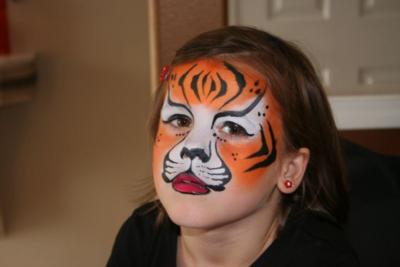 Colorful Face Painting | Livermore, CA | Face Painting | Photo #6